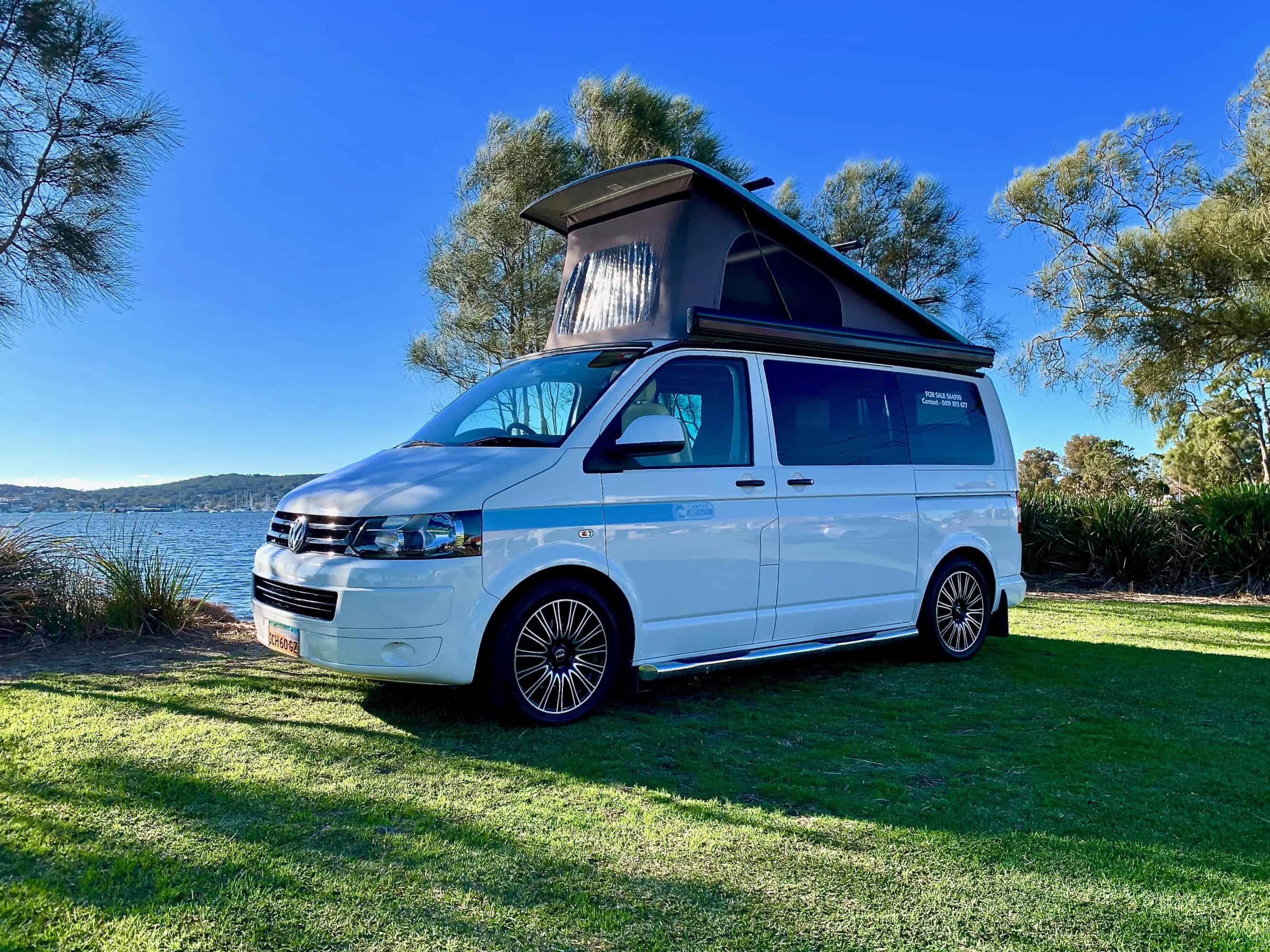 "Vans for sale | ""Connie"" : VW T5 SWB Transporter"