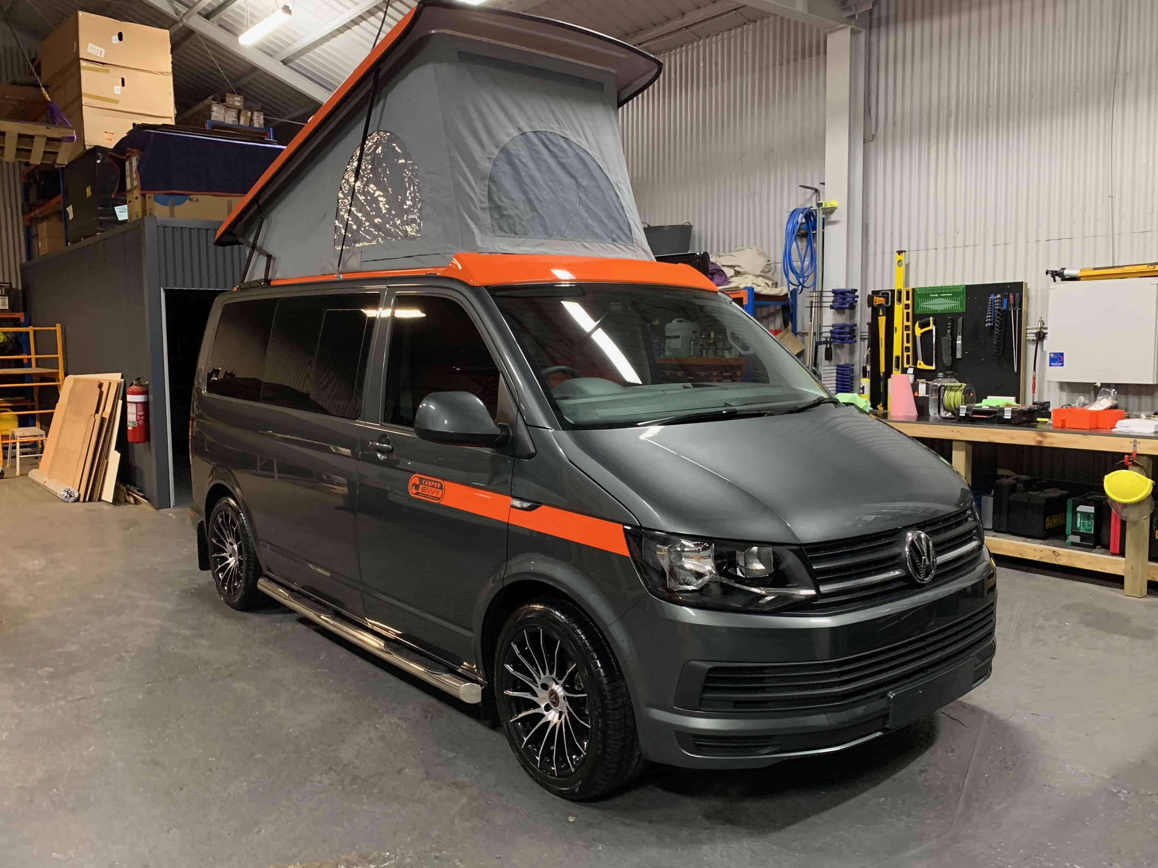 "Vans for sale | ""Stanley"" : VW T6 TDI340 SWB Transporter"